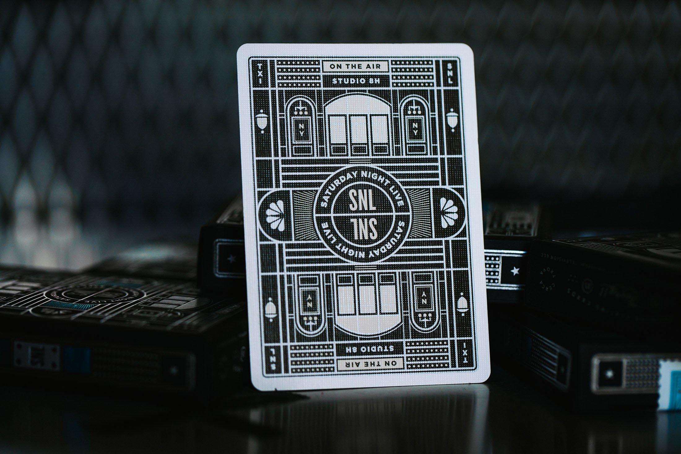 Talia pokerowa od Theory11 - widok tyłu karty