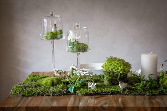 Dekoracje stołu - fotografia wnętrz - detale i design