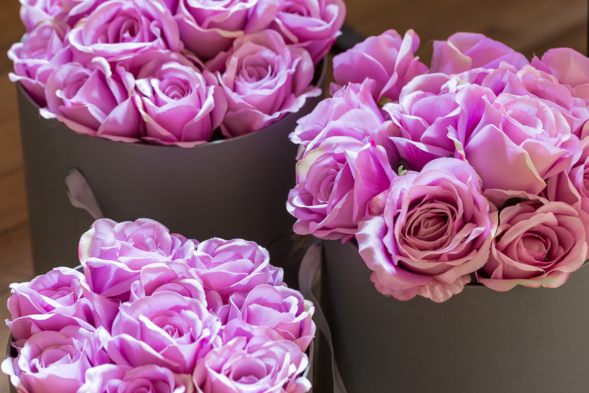 Kwiaty - fotografia wnętrz - detale i design