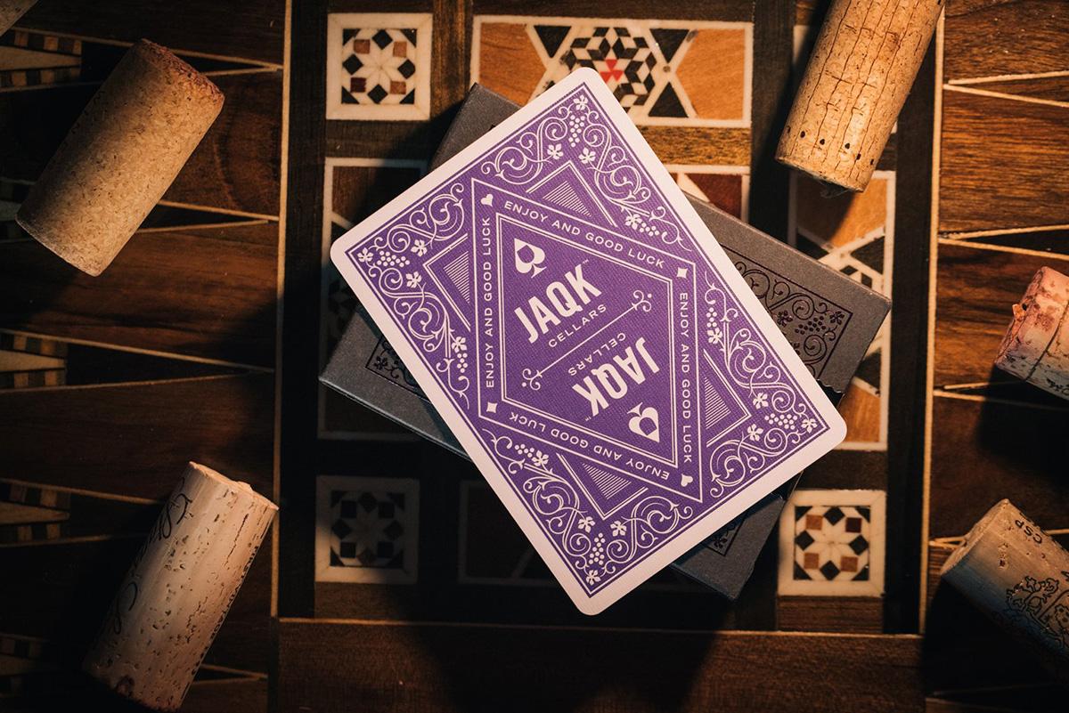 cellars ametyst - talia kart - wzór