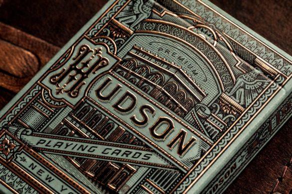 Hudson - talia pokerowa