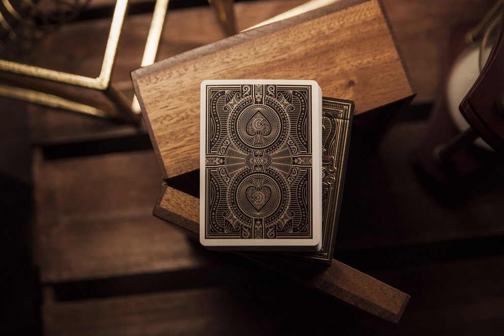 Citizens - talia kart jak dzieło sztuki