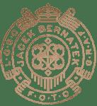 Logo Jacek Bernatek - tarcza - korona