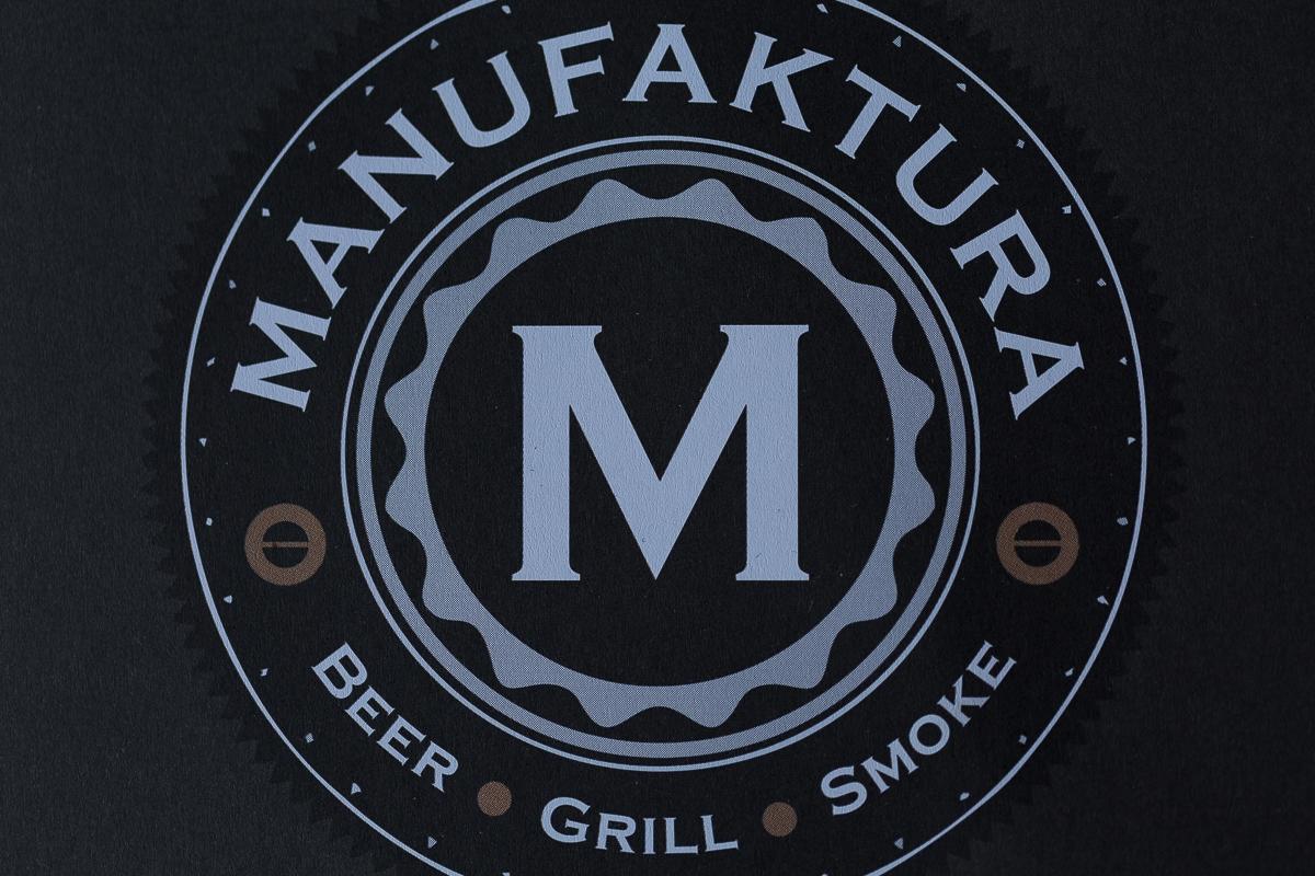 Manufaktura - logo
