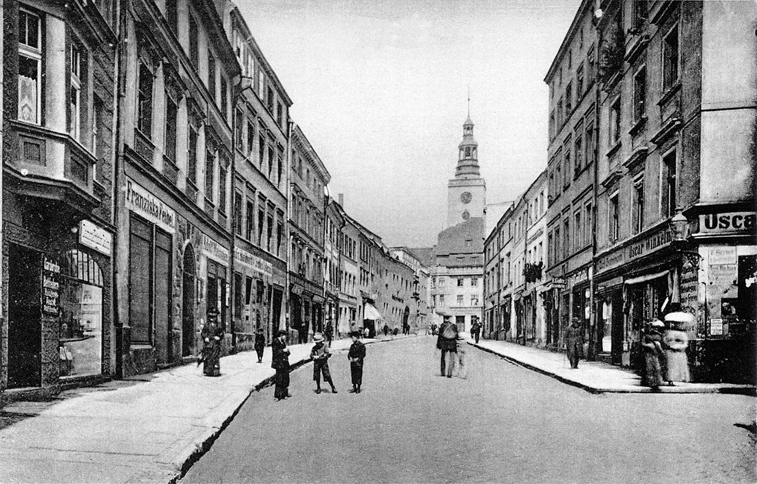 Strzegom ul. Świdnicka