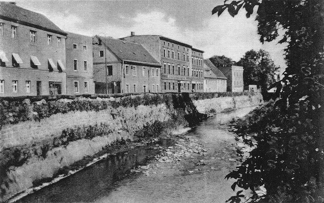 Strzegom rzeka Strzegomka