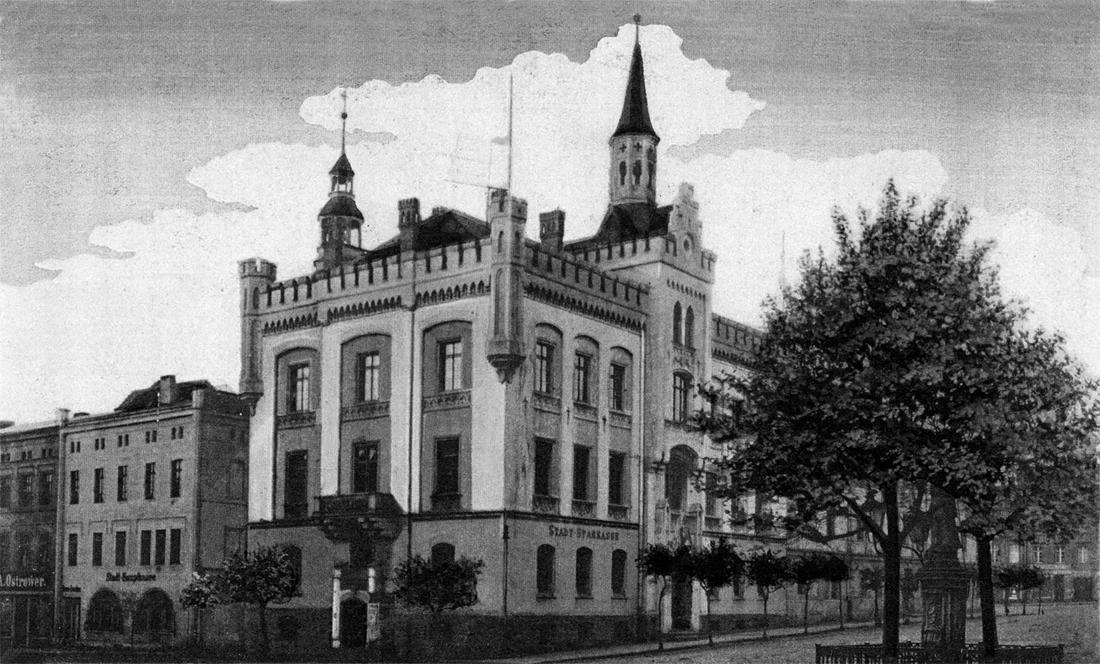 Stary Strzegom - fotografia - ratusz