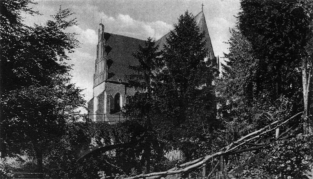 Stary Strzegom - fotografia - bazylika mniejsza