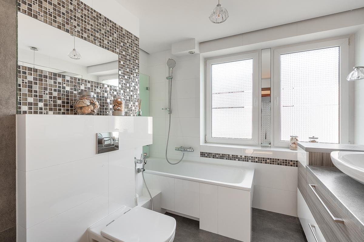 Łazienka - jasna i klimatyczna