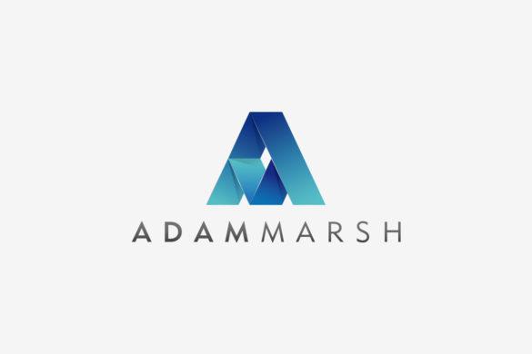 AM logo - powstanie logotypu