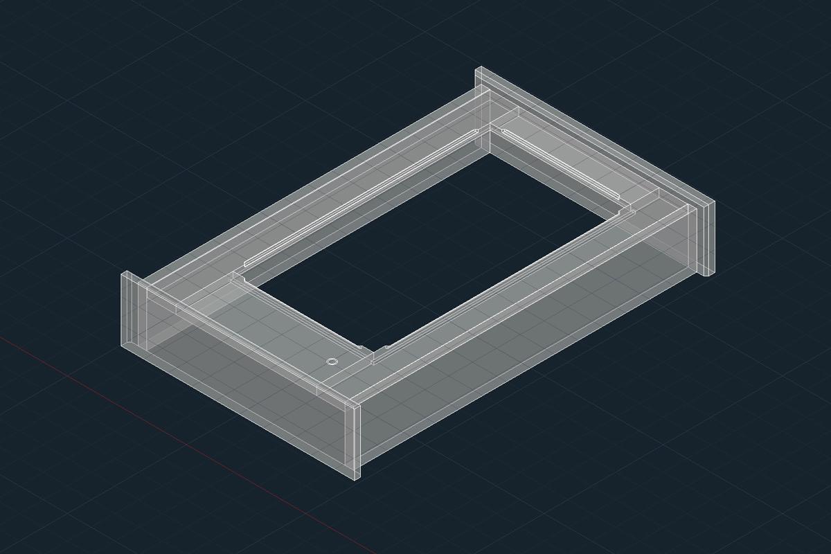 Bajazzo obudowa 3D