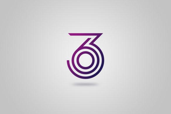 360 logo gotowe